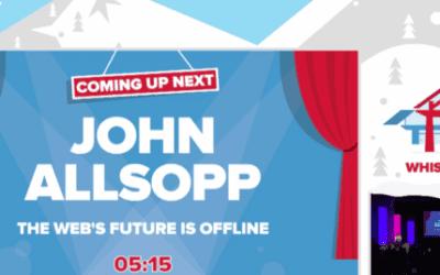 The Future of Offline Web?